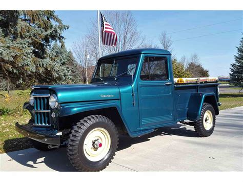 willys jeep  sale classiccarscom cc