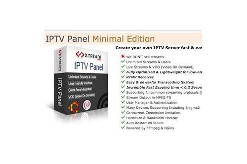 Nginx Iptv Server