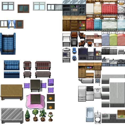 RPG Maker VX Modern Tile Set