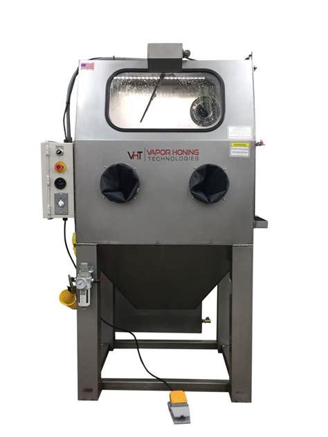 vapor hone 1000 wet blasting equipment vapor blasting