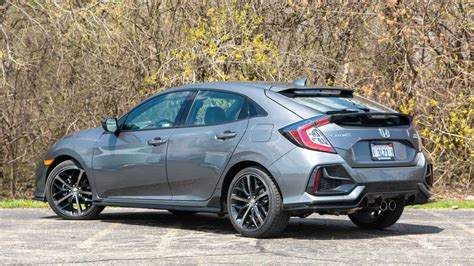 Check spelling or type a new query. 2020 Honda Civic Hatchback Sport Touring Review: Happy Hatch