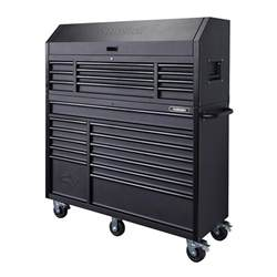 husky 56 in 23 drawer tool chest and rolling cabinet set