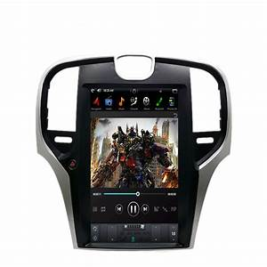 Tesla Vertical Style Android Radio For Chrysler 300 Base