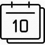 Icon Calendar Date Week Office Month Gmail