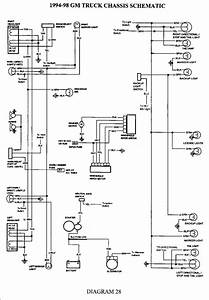 Headlight Wiring Diagram 2000 Silverado