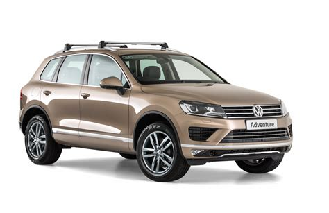 volkswagen suv volkswagen touareg adventure edition announced for