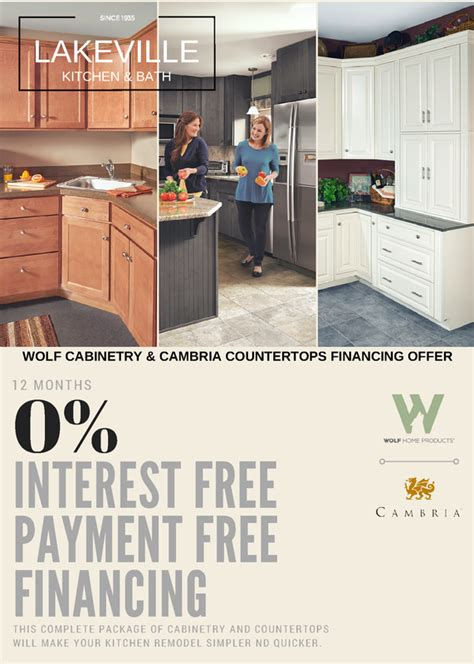 10001 0 financing for kitchen cabinets financing on kitchen cabinetry available at lakeville 10001