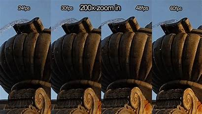 Frame Rate Fps Rates Gadgets Still Simply