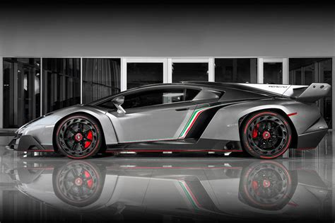 lamborghini veneno  located