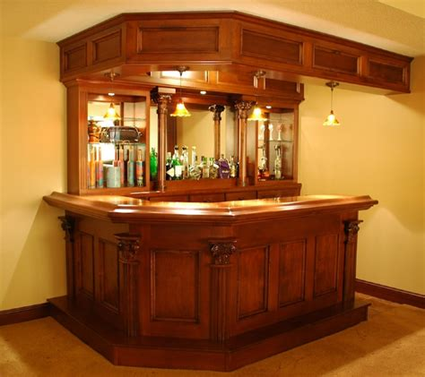 Residential Bars by Build Your Own Bar Billiards And Barstools Gallery