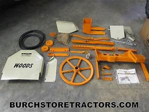 Mounting Bracket Kit For Case Vac  Va Tractors With L59 Or