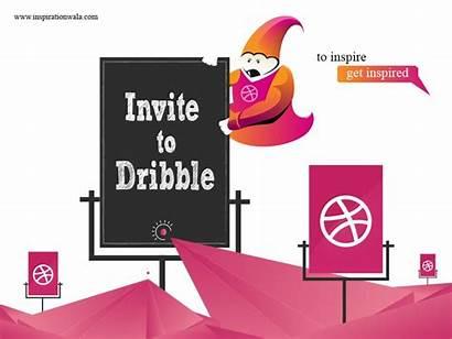 Dribbble Invite Inspiration Wala