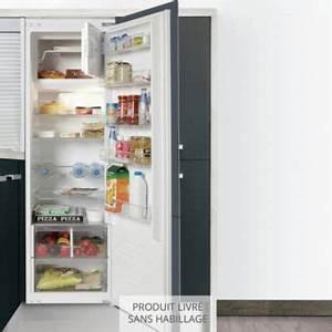 Refrigerateur Encastrable 1 Porte : hotpoint refrigerateur votre recherche hotpoint ~ Dailycaller-alerts.com Idées de Décoration