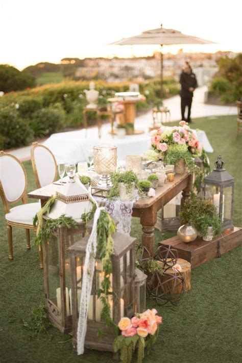 10 Stunning Sweetheart Tables for Creative Couples Brit + Co