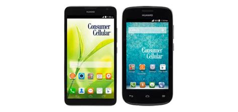 consumer cellular huawei ascend mate   vision
