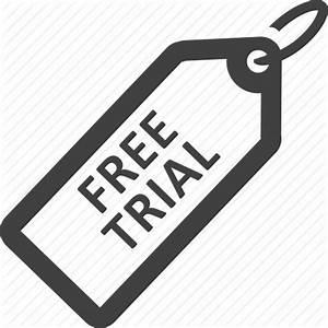 Free  Free Trial  Label  Sticker  Tag  Trial Icon