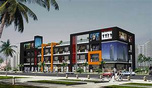 ProjectShopping Complex @ Bhawna Estate, Agra, UP
