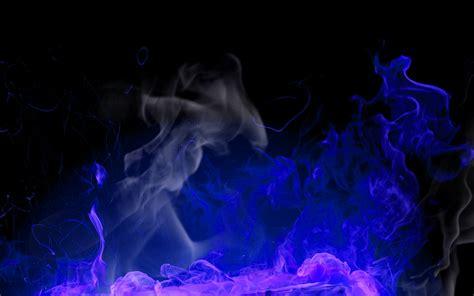 Dark Minimalist Desktop Wallpaper Blue Fire Wallpaper Hd Pixelstalk Net