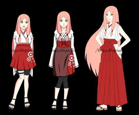 163 Best Images About Naruto Oc On Pinterest