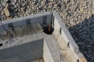 Fondation Mur Parpaing : parpaing la triskeline ~ Premium-room.com Idées de Décoration