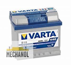 Varta Blue Dynamic 44ah : varta blue dynamic 12v 44ah 440a 544402 b18 autobaterie ~ Kayakingforconservation.com Haus und Dekorationen