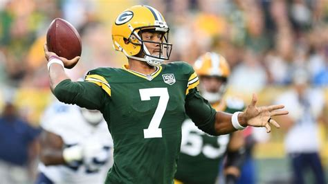 Brett Hundley, Packers' young WRs 'not bad' in preseason debut