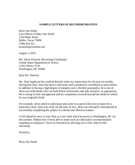 sample letters  recommendation gplusnick
