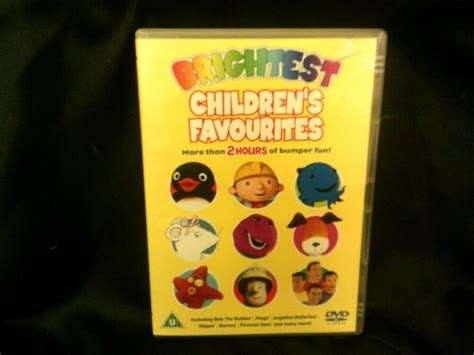brightest children s favourites dvd 2004 trusted ebay