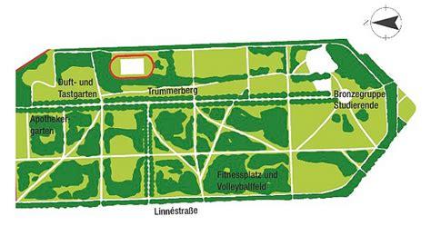 Botanischer Garten Leipzig Parken by Standortkarte Friedenspark Grafik Benecken