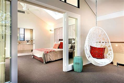 hanging chairs for beautiful hanging chair for bedroom that you ll