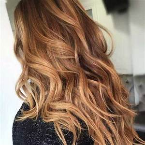 Most Popular Hair Colors For Long Hair Hairstyles