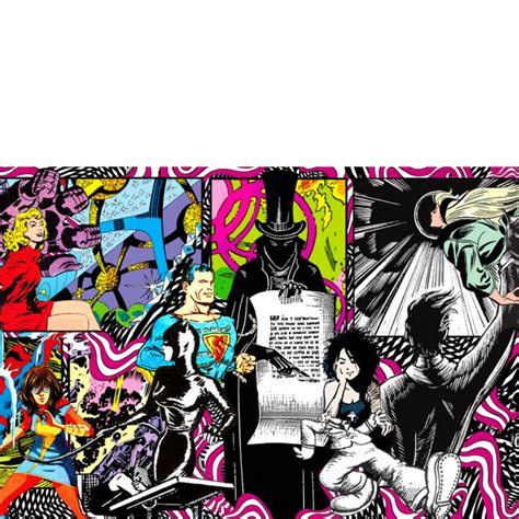 influential pages  comic book history