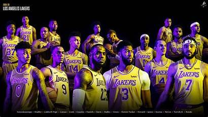 Lakers Los Angeles Wallpapers Nba Team Background