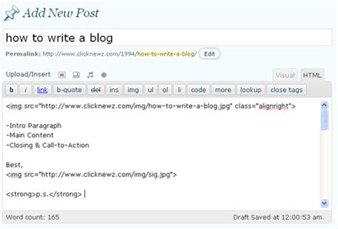 how to write a post that brings readers and makes sales