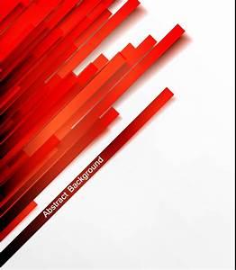 Vector banner set . Red line. Strips Vector   Free Download
