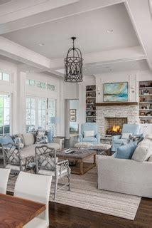 great room farmhouse living room nashville