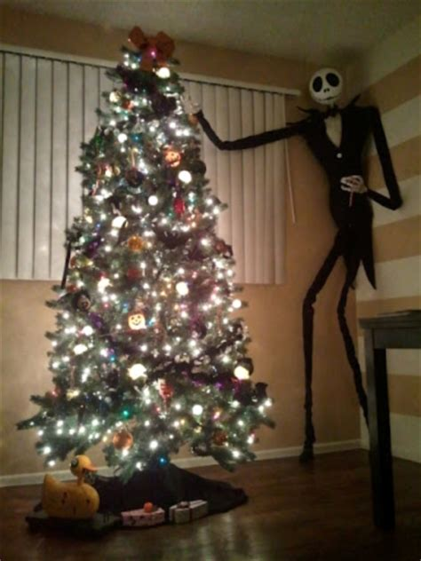 diy nightmare before christmas halloween props life size