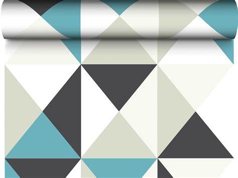 papier peint vinyle intissé cuisine papier peint vinyle expansé intissé motif géométrique