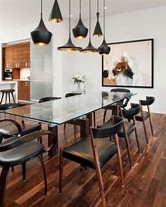 Rustic Dining Room Table Lighting — Zachary Horne Homes