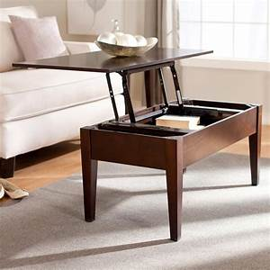 Dark wood coffee table set furnitures roy home design for Dark wood lift top coffee table