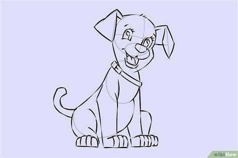 een stripachtige hond tekenen wikihow