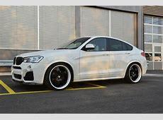 BMW X4 Tuning [ BMW X1, X3, X5, X6 ]