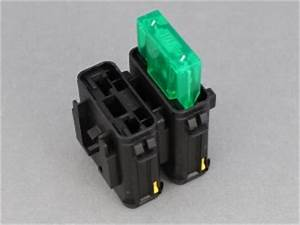 Splashproof Maxi Blade Fuse Holder