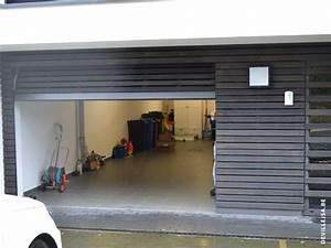 Porte de garage sectionnelle de marque hormann deville sa for Marque porte de garage