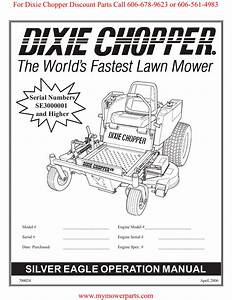 29317a Dixie Chopper Mower Wiring Diagram
