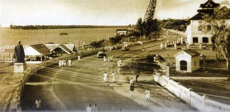 Jammu Bus Stand by Vintage Photographs Of Cochin And Ernakulam Kerala 1940