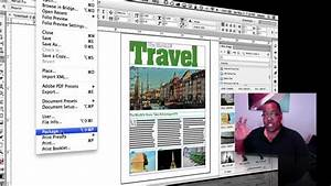 How To Get Started With Adobe Indesign Cs6