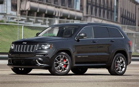 Jeep Grand Cherokee Srt-8 Mk Ii Laptimes, Specs