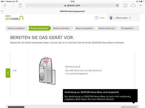 qivicon smarthome screen smarthome guide