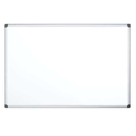 tableau de bureau bi office tableau blanc émaillé 180 x 90 cm tableau